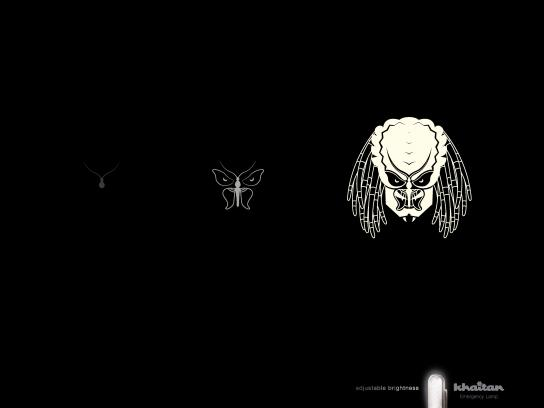 Khaitan Print Ad - Predator
