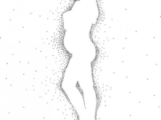 Zen Max Print Ad -  Pregnant woman