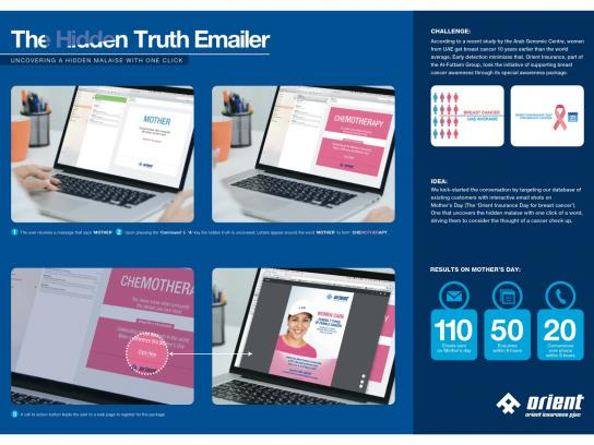 Orient Digital Ad -  The hidden truth
