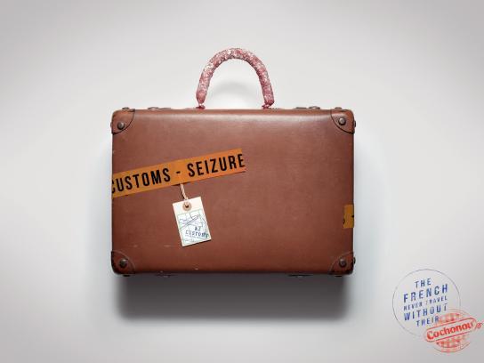 Cochonou Print Ad -  Customs, 9