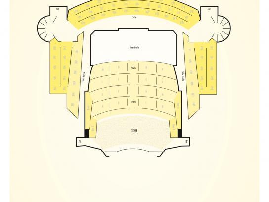 Pioneer Print Ad -  Concert hall