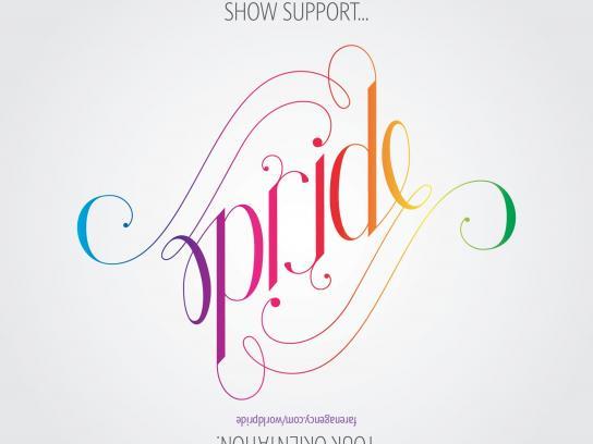 Faren° Print Ad -  Pride
