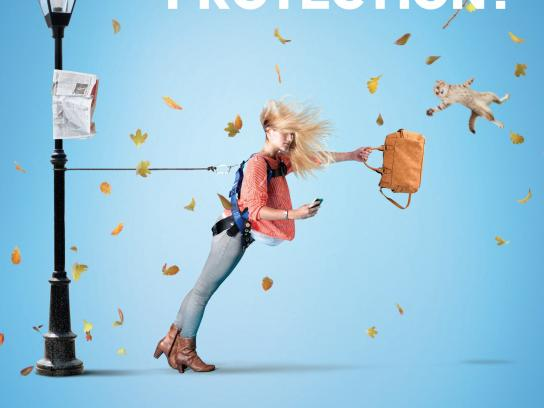 Beneficial Bank Print Ad -  Overdraft