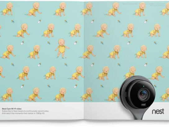 Nest Print Ad -  Video
