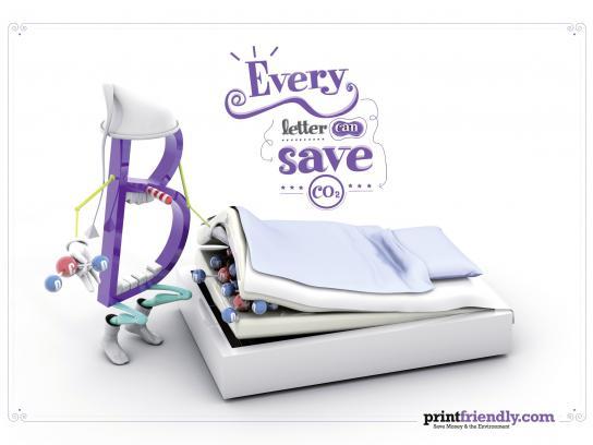 Printfriendly Print Ad -  B