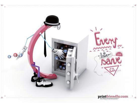 Printfriendly Print Ad -  C