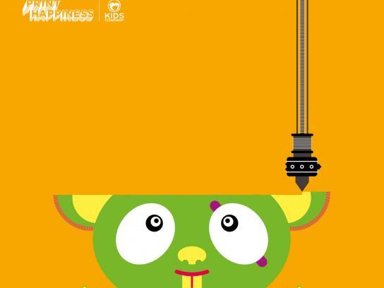 Kids Company Print Ad -  Print Happiness, 3