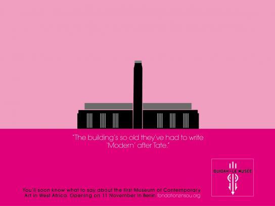 Ouidah Museum Print Ad -  Soon, 4
