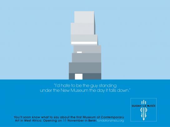 Ouidah Museum Print Ad -  Soon, 5