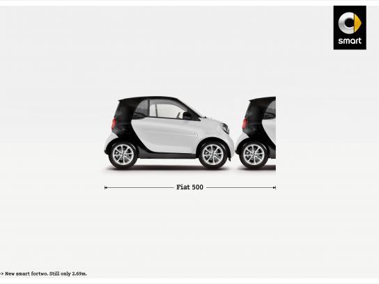 Smart Print Ad -  Fiat