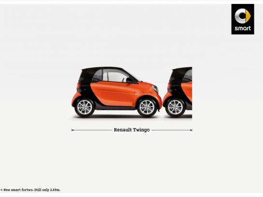 Smart Print Ad -  Renault