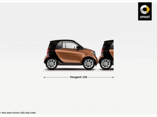Smart Print Ad -  Peugeot