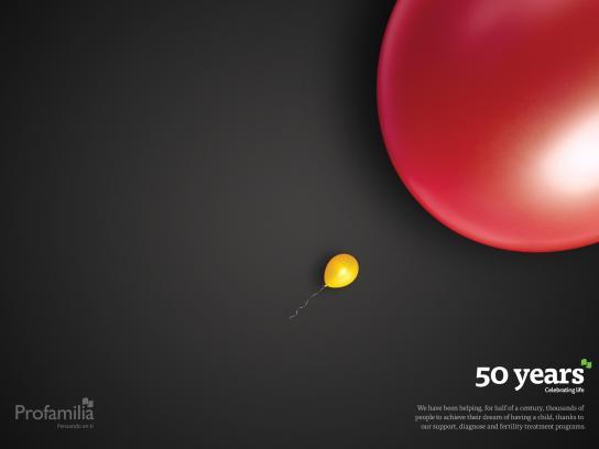 Profamilia Colombia Print Ad -  Fertility