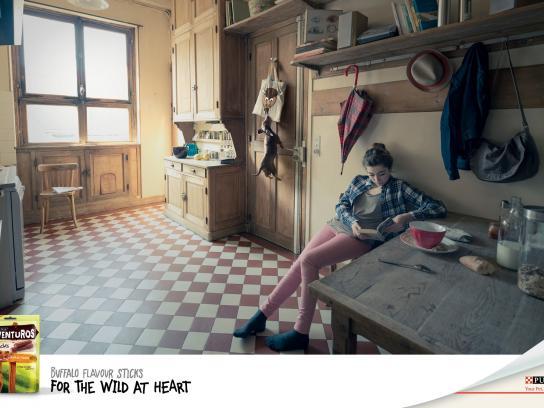 Purina Print Ad -  Buffalo
