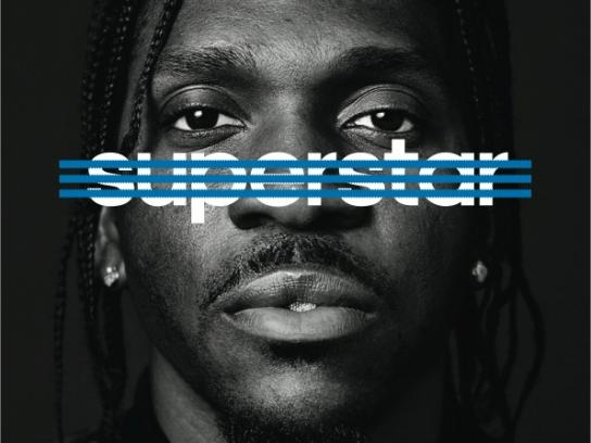 Adidas Outdoor Ad -  Pusha T