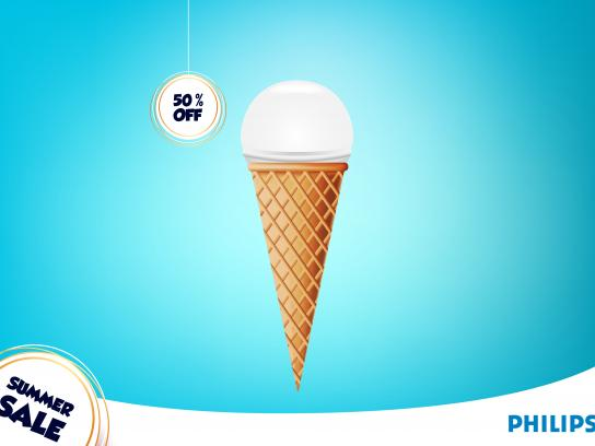 Philips Print Ad - Summer Sale, 2