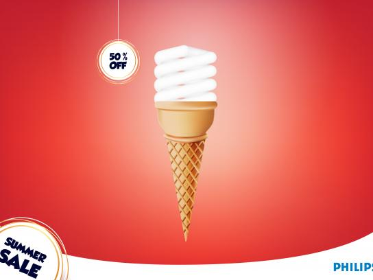 Philips Print Ad - Summer Sale, 3