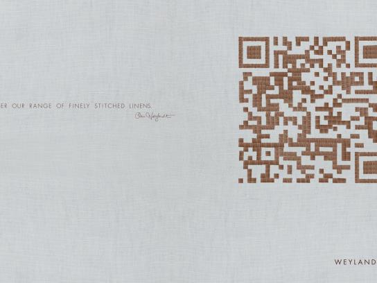 Weylandts Furniture Print Ad -  Stitched