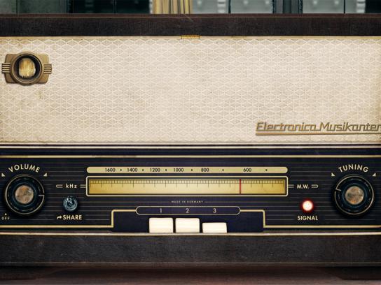 Amazon Audio Ad - Resistance Radio