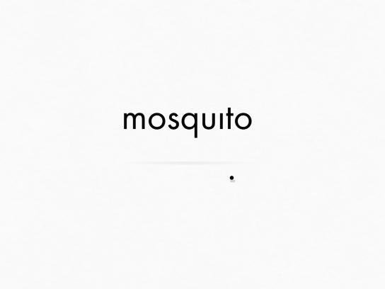 Raid Print Ad -  Mosquito