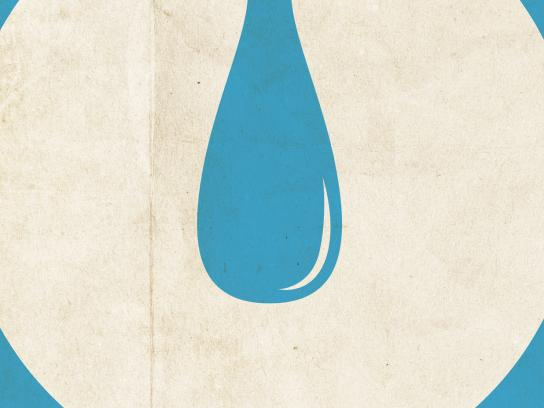 right2water.eu Outdoor Ad -  Raise your voice before last drop falls