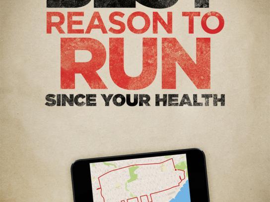 Rashers Print Ad -  Reason