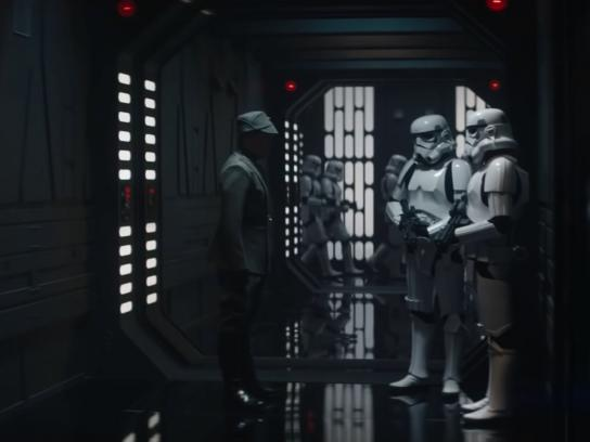 """Duracell Film Ad - How the rebels saved Christmas"""""""