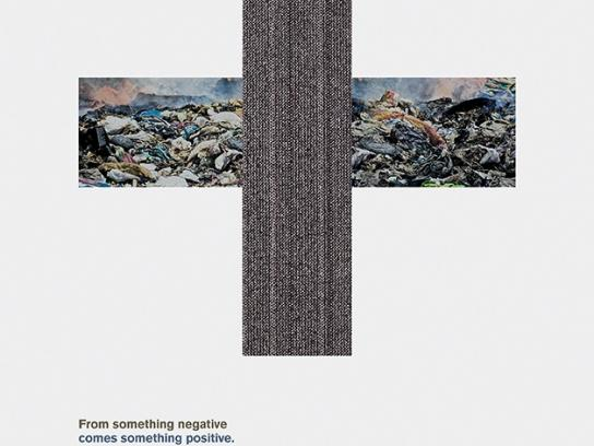 Interface Print Ad - Landfill