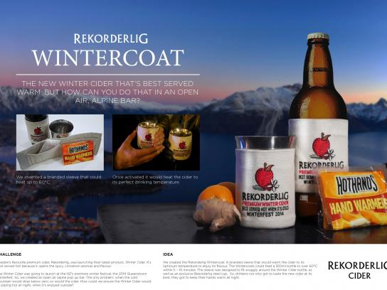 Rekorderlig Direct Ad -  Wintercoat