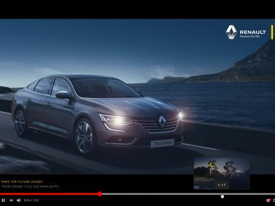 Renault Print Ad - Renault Pure Vision, 2