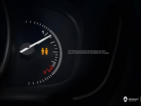 Renault Print Ad -  Toilet