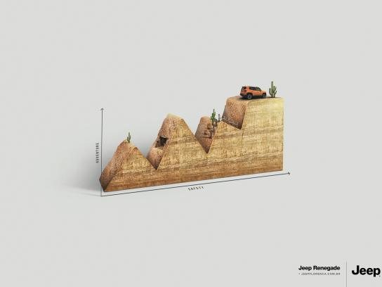 Jeep Print Ad -  Renegade