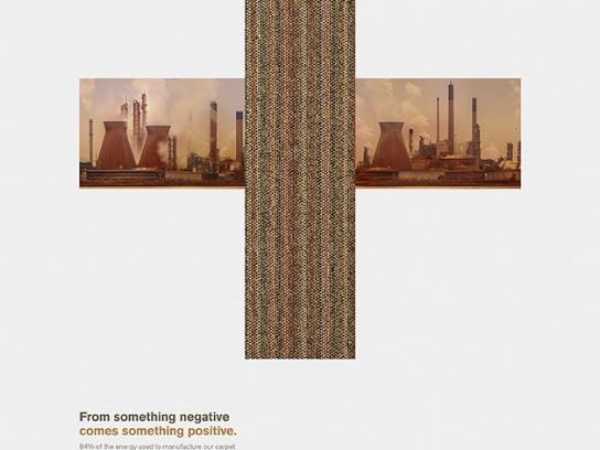 Interface Print Ad - Pollution