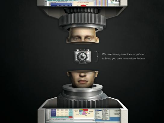 Monoprice Print Ad -  Research & Development