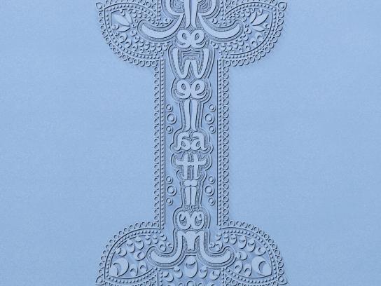 La Era Azul Library Print Ad -  Revelation