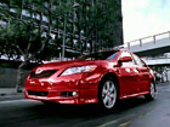 Toyota Film Ad -  Imagine