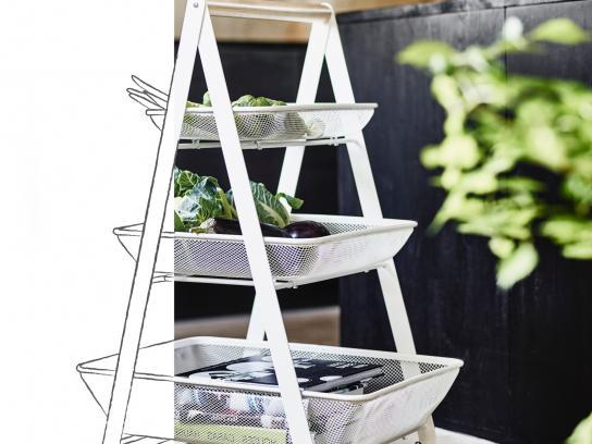 IKEA Print Ad -  Risatorp