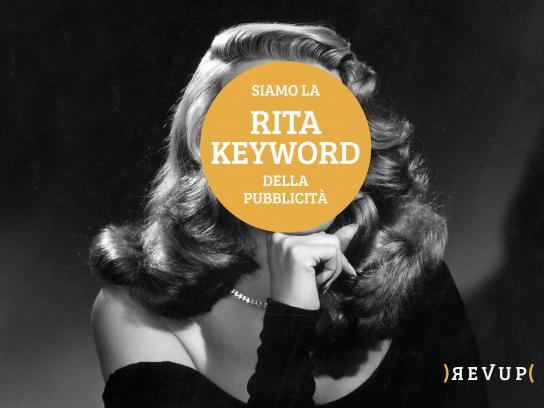 Revup Print Ad - Rita Keyword