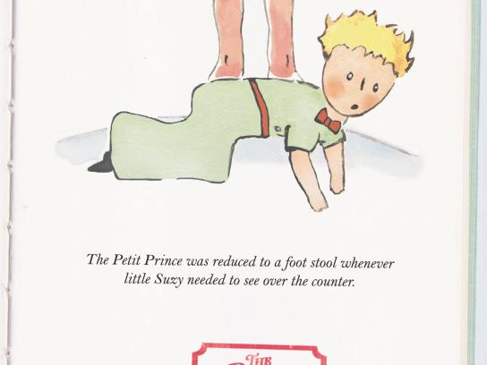 The River Trading Company Print Ad -  Petit Prince