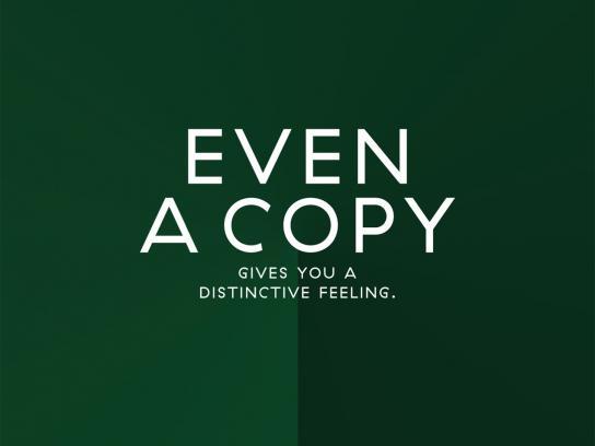 Rolex Print Ad -  A copy