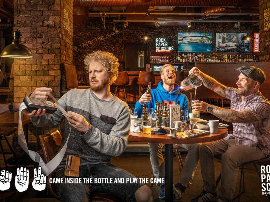RPS Brewery Print Ad - The Bill