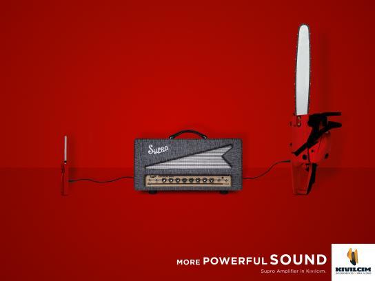 Kıvılcım Müzik Print Ad - More Powerful Sound, 1