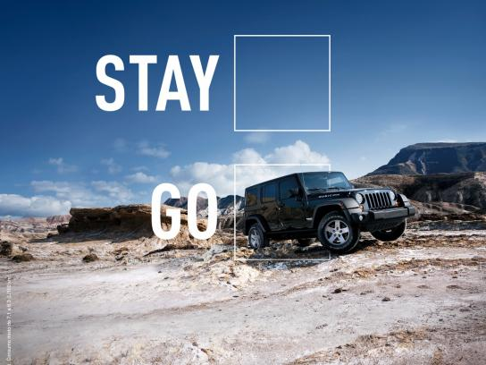 Jeep Print Ad -  Choice