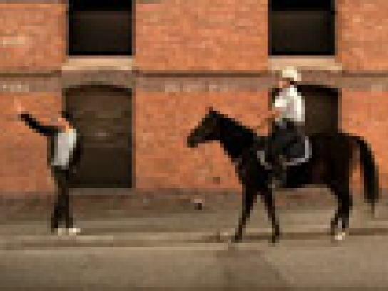 Rush Film Ad -  Horse