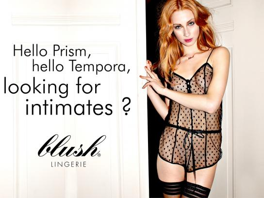 Blush Outdoor Ad -  Prism
