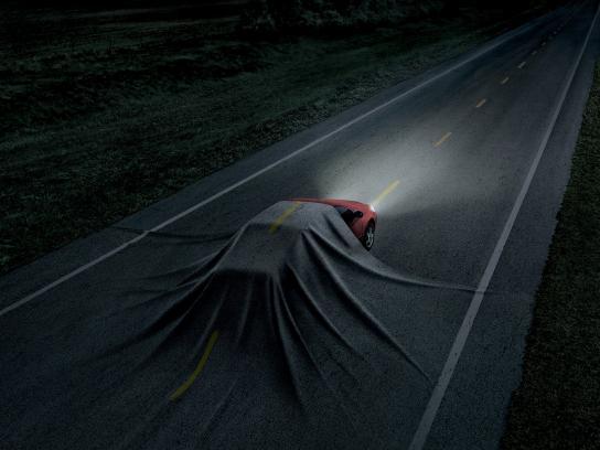 SAAQ Print Ad -  Car