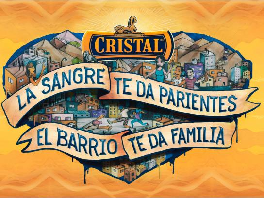 Cristal Print Ad -  Neighborhood, 4