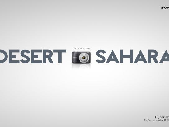 Sony Print Ad -  Destinations, 3