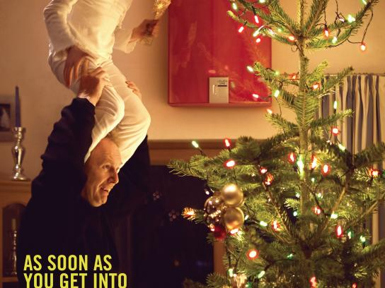 Poste Italiane Print Ad -  Christmas