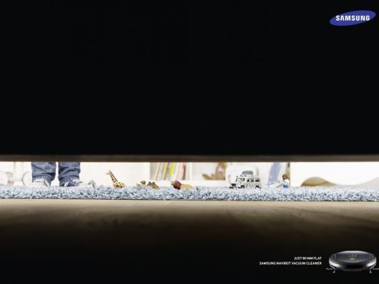 Samsung Print Ad -  Bedroom